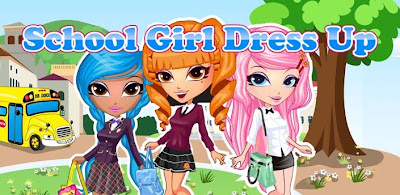 School Girl Dress Up apk