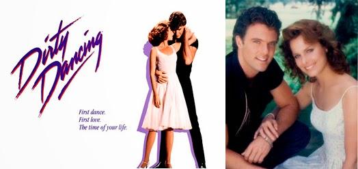 Dirty Dancing en el cine y la televisión, Patrick Swayze, Películas convertidas en series
