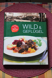 Dort kaufte ich Kochbücher für Wild und Geflügelgerichte