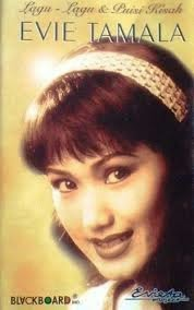 Foto Model  Rambut Evi Tamala