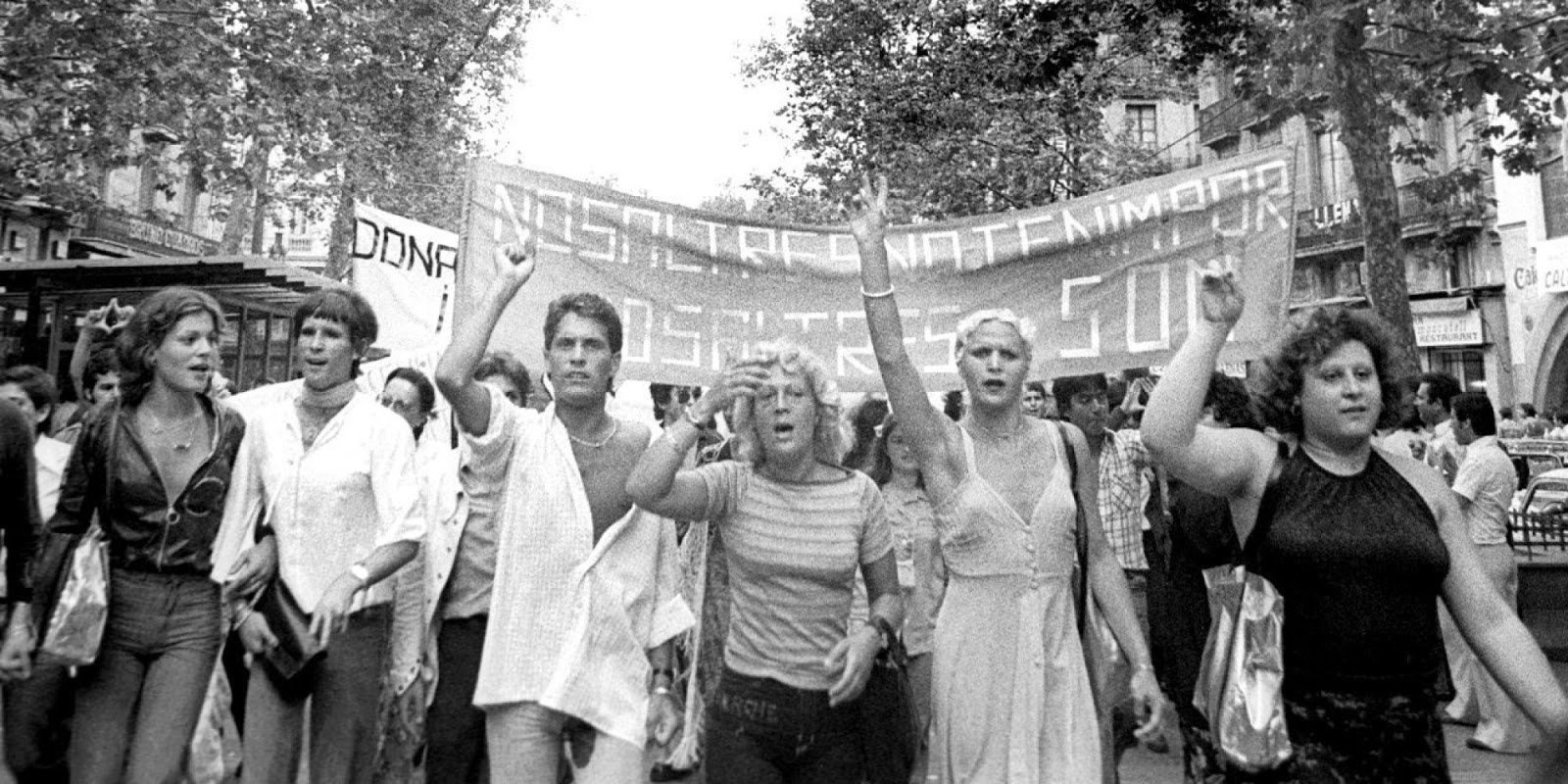 Manifiesto por el 36 aniversario de la despenalización de la homosexualidad en el Estado Español