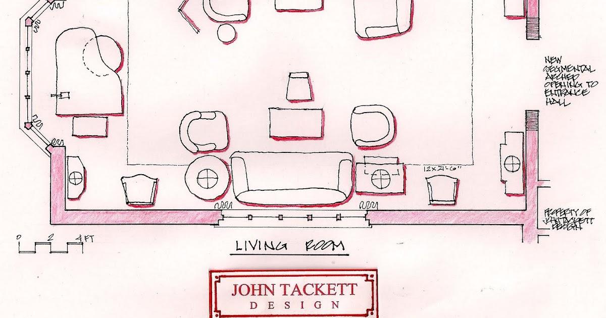 Living room design sketches living room interior designs for 1200 post oak floor plans