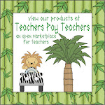Our Teachers Pay Teachers Store