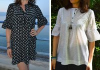 Sewing Pattern: Mia Tunic
