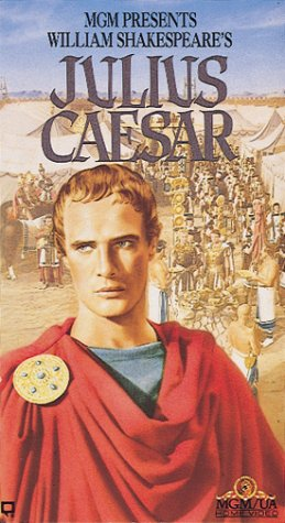 a review of shakespeares play julius caesar Home theatre tv  julius caesar, bbc four review - electrifying tv launch   caesar opened to justified fanfare, that two more shakespeare.