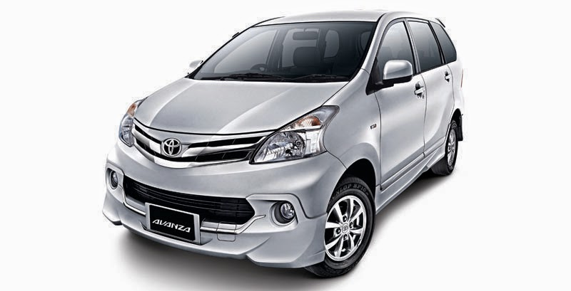 Toyota Avanza Luxury 2014
