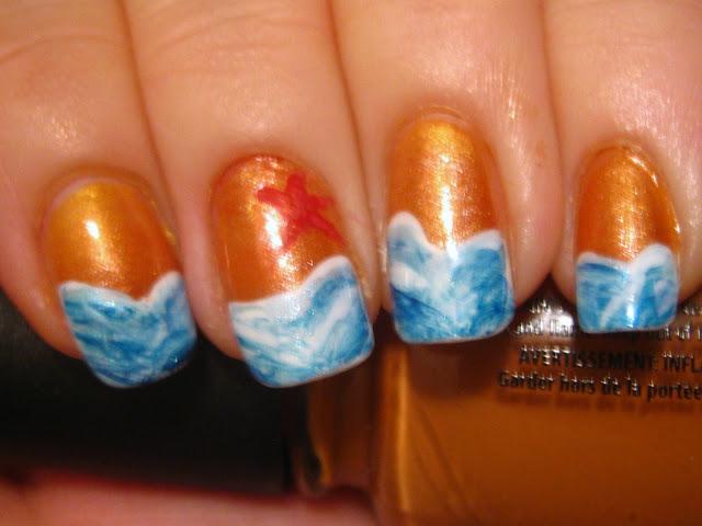 Seashore Manicure