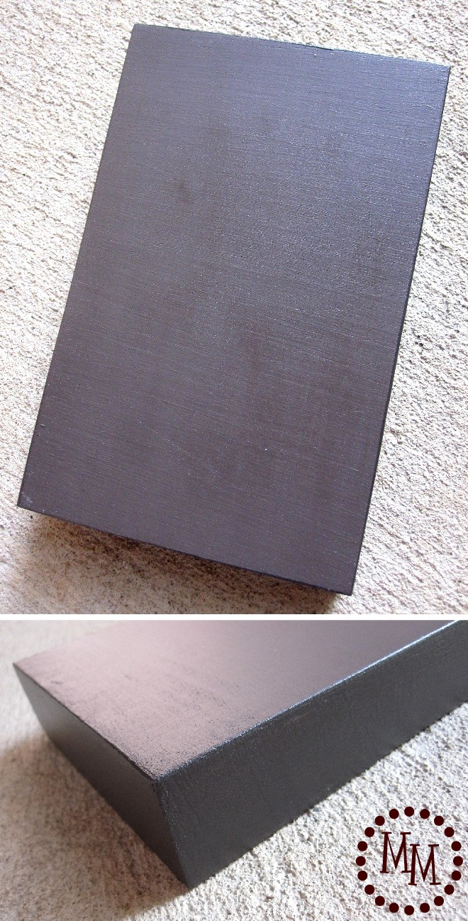 how to make dark brown paint