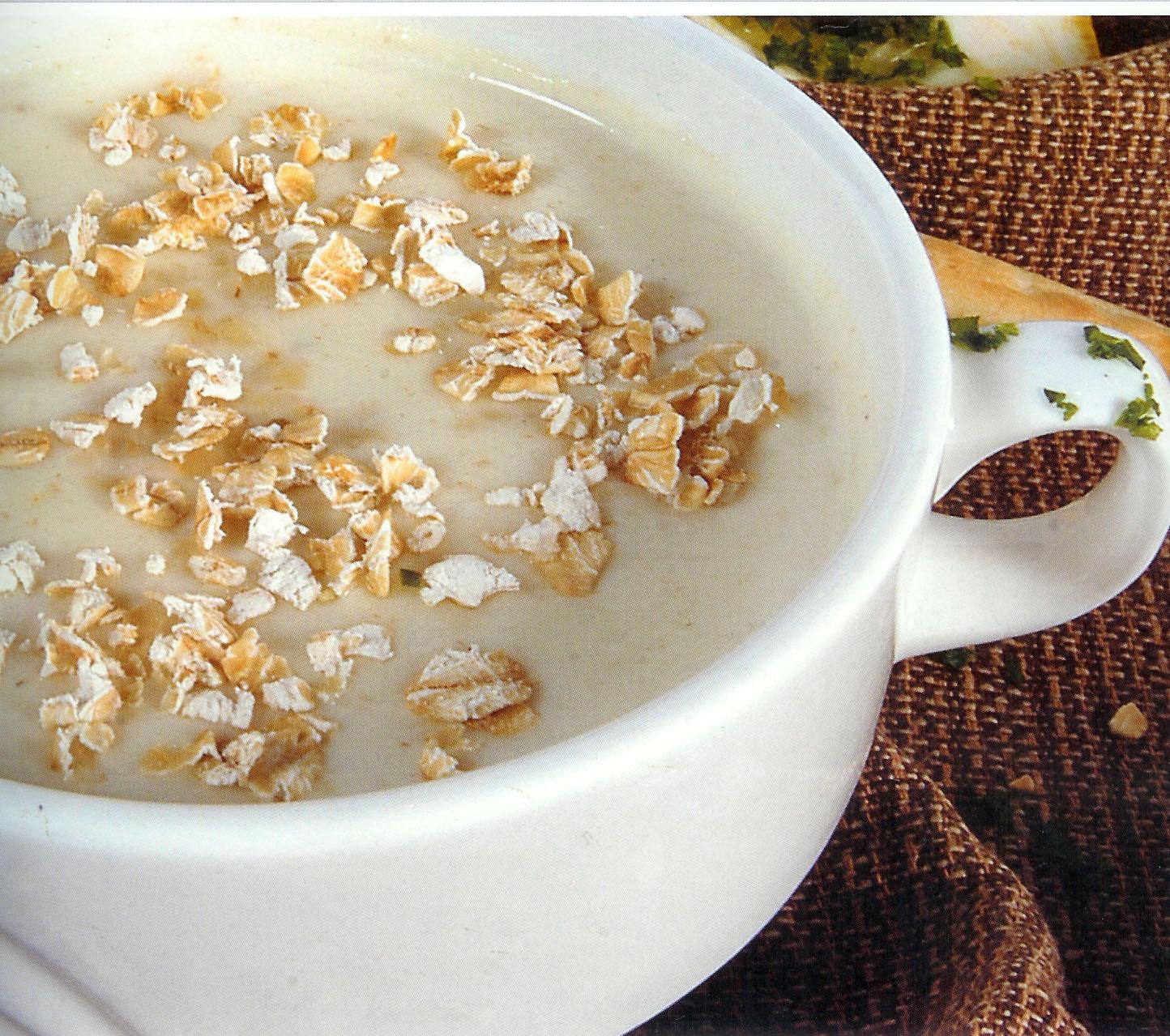شوربة وحساء - شوربة الشوفان - طريقة عمل شوربة الشوفان - طريقة شوربة الشوفان