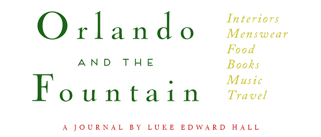 Orlando and the Fountain