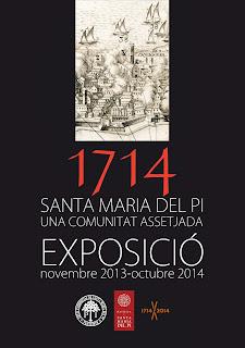 http://basilicadelpi.com/santa-maria-del-pi-1714-una-comunitat-assetjada/