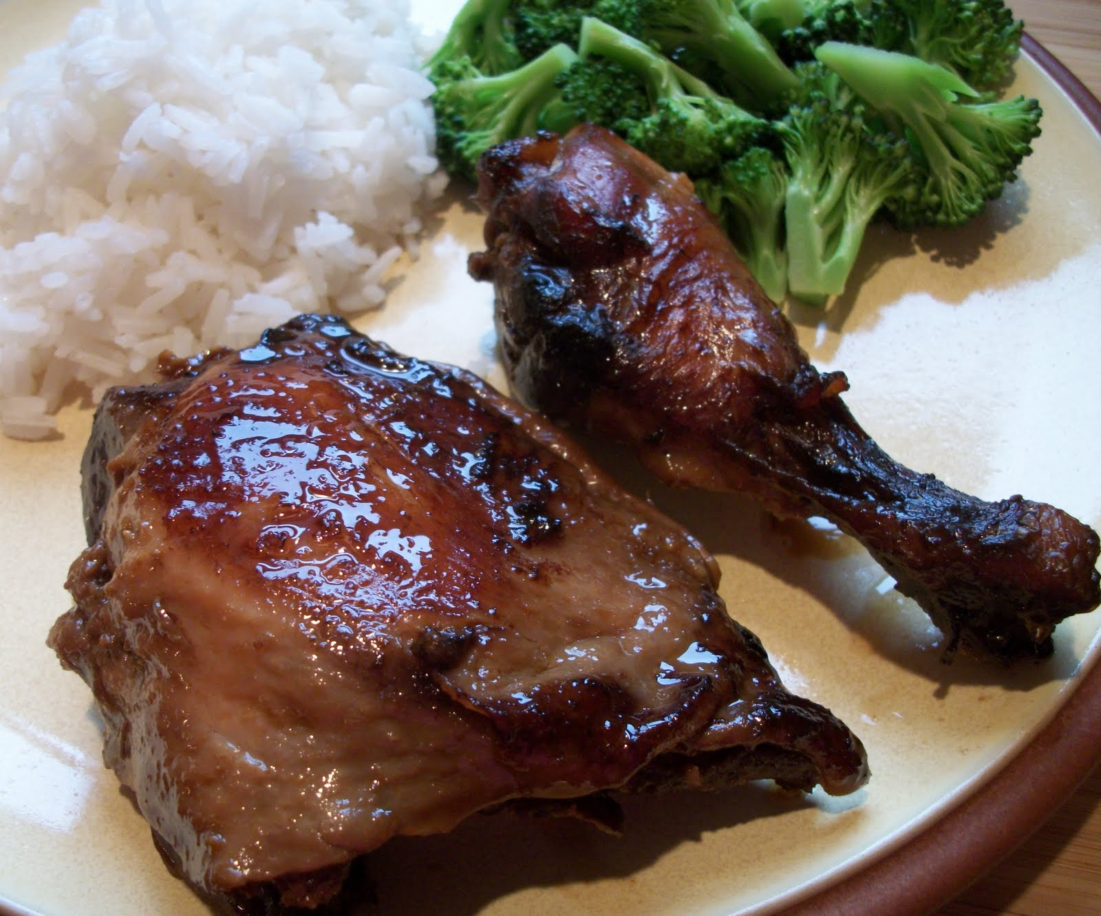 asian chicken drumstick recipe