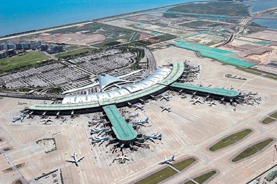 koreaaaaaa 8 Bandara Terindah Dunia