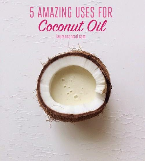 5 Amazing Uses for Coconut Oil