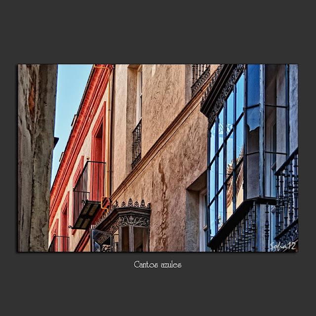 Balcones y reflejos