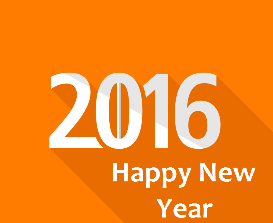 2016 new year greeting