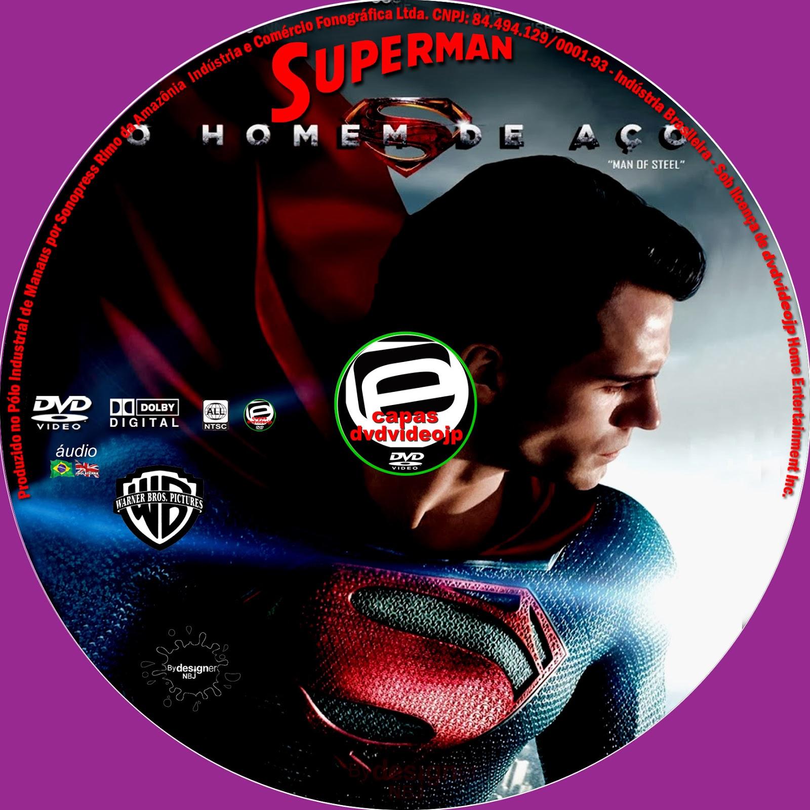 video de superman: