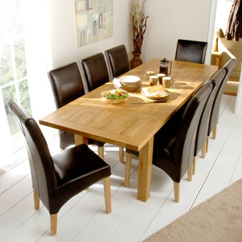 Furnishings and supplies perfect contemporary kitchen for Modern kitchen table sets