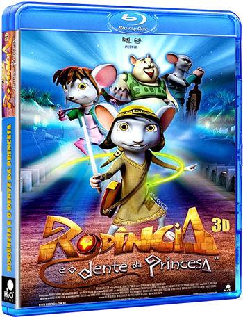 Rodencia Y El Diente De La Princesa 3D SBS Latino