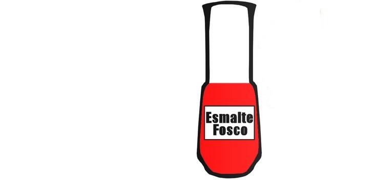 Esmalte Fosco