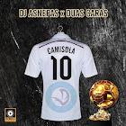 Dj Asnepas Feat. Duas Caras - Camisola 10[Rap]