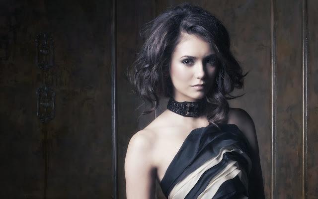 Elegant Nina Dobrev