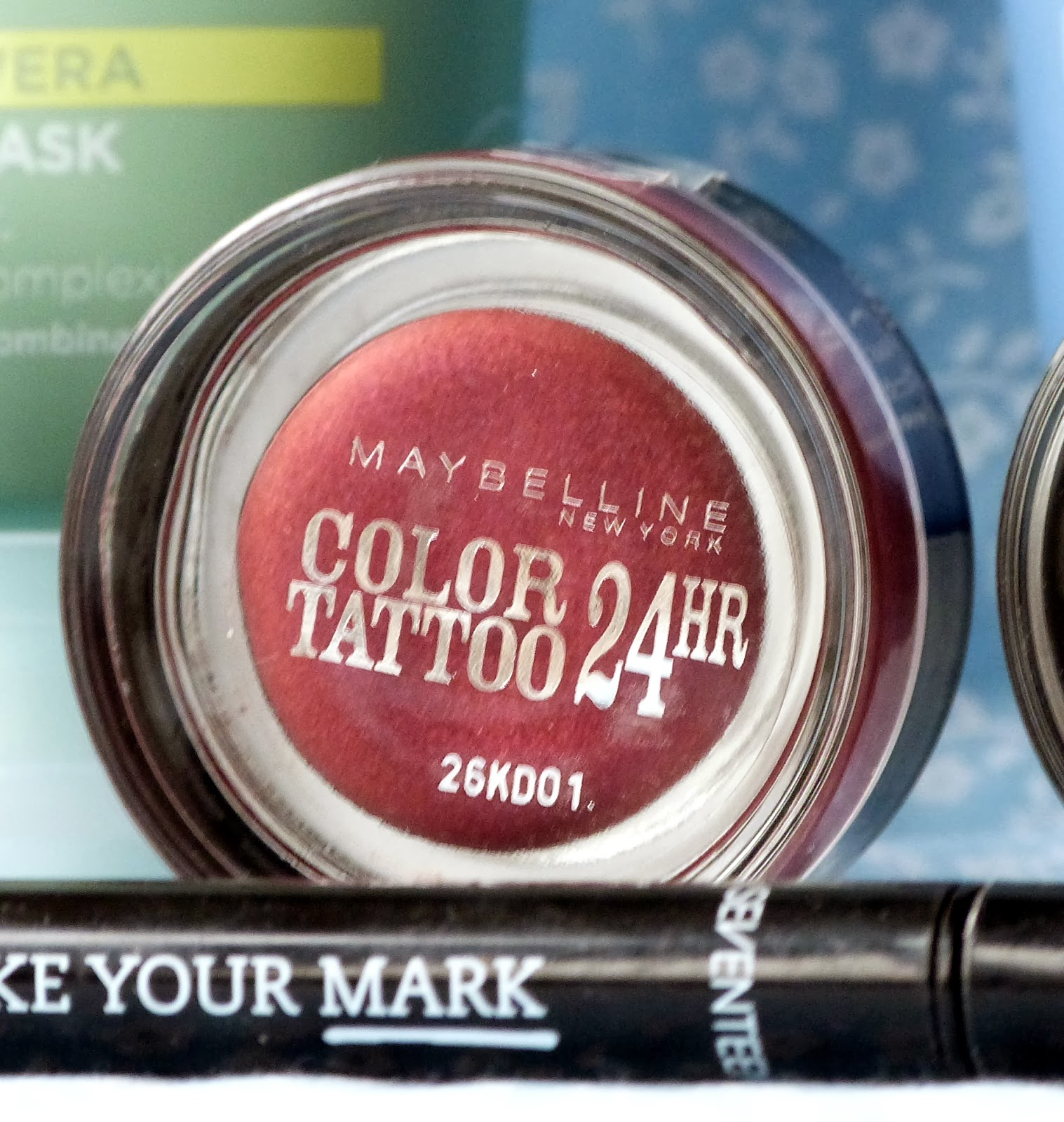 Maybelline Colour Tattoo in Metallic Pomegranate