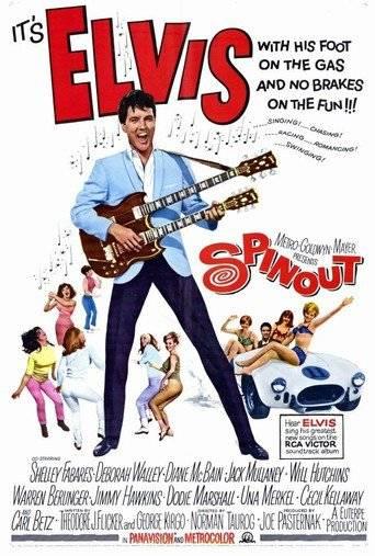 Spinout (1966) tainies online oipeirates