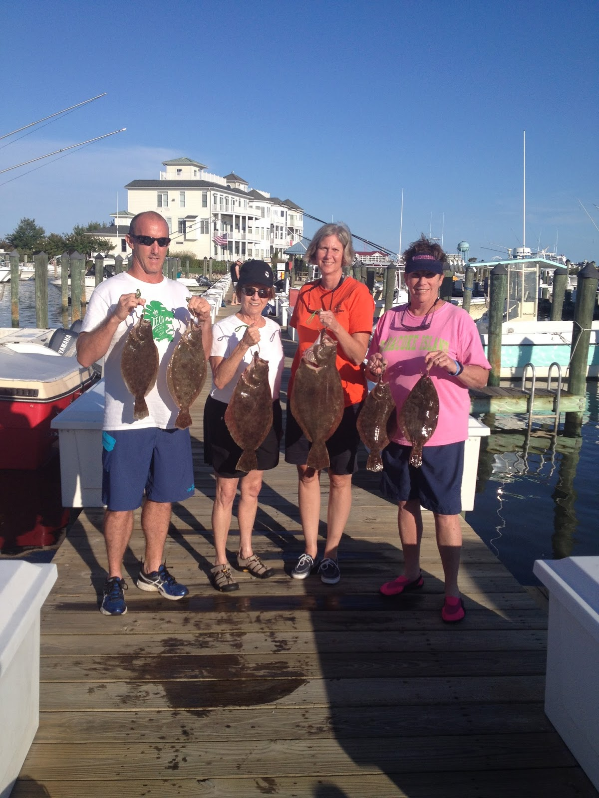 September 7 2015 daily reports news ocean city for Ocean city fishing center