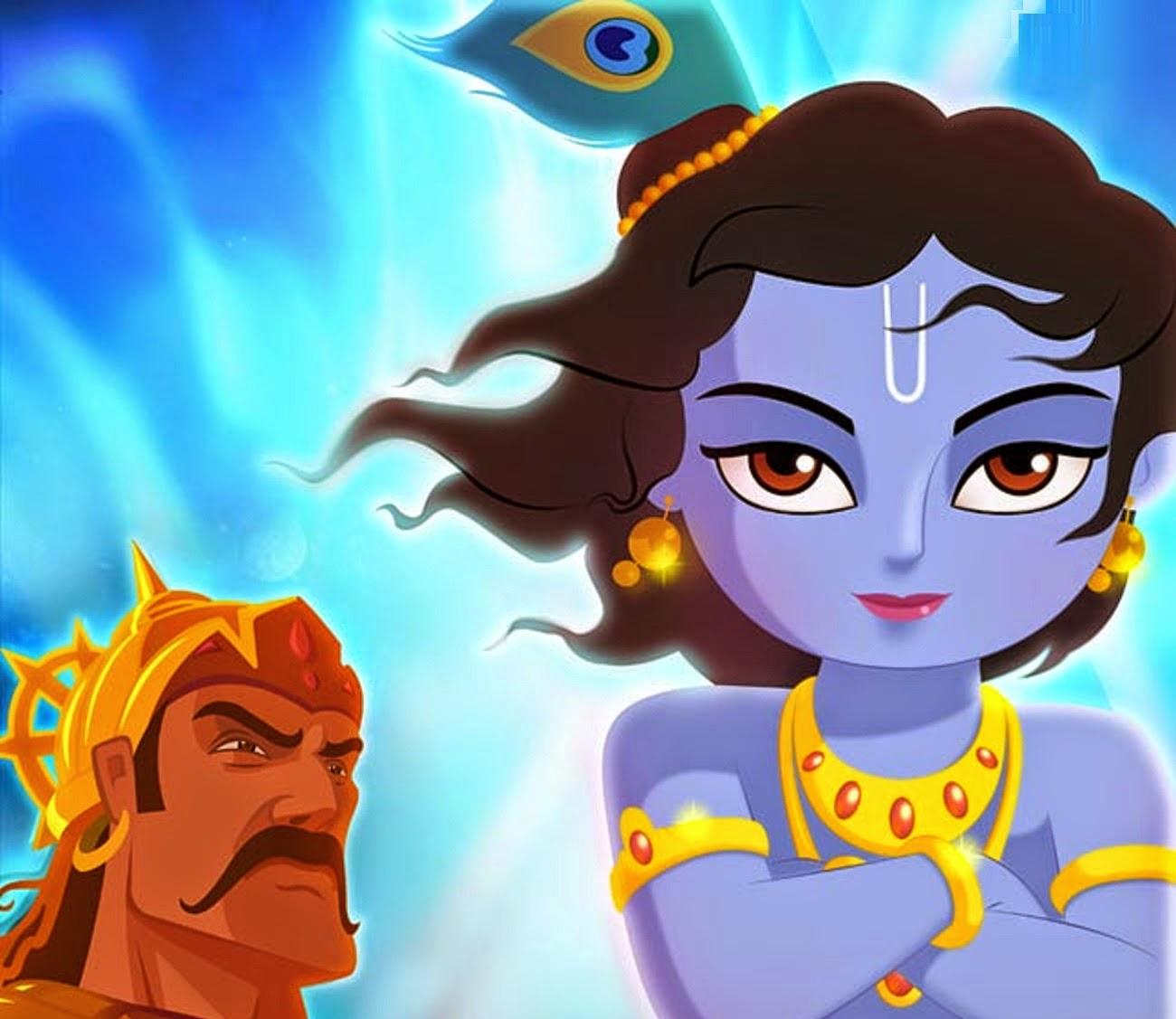 Little Krishna Wallpapers Free Download
