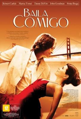 Filme Poster  Baila Comigo DVDRip RMVB Dublado