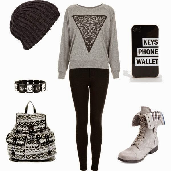 Top 5 outfits for teenage girls