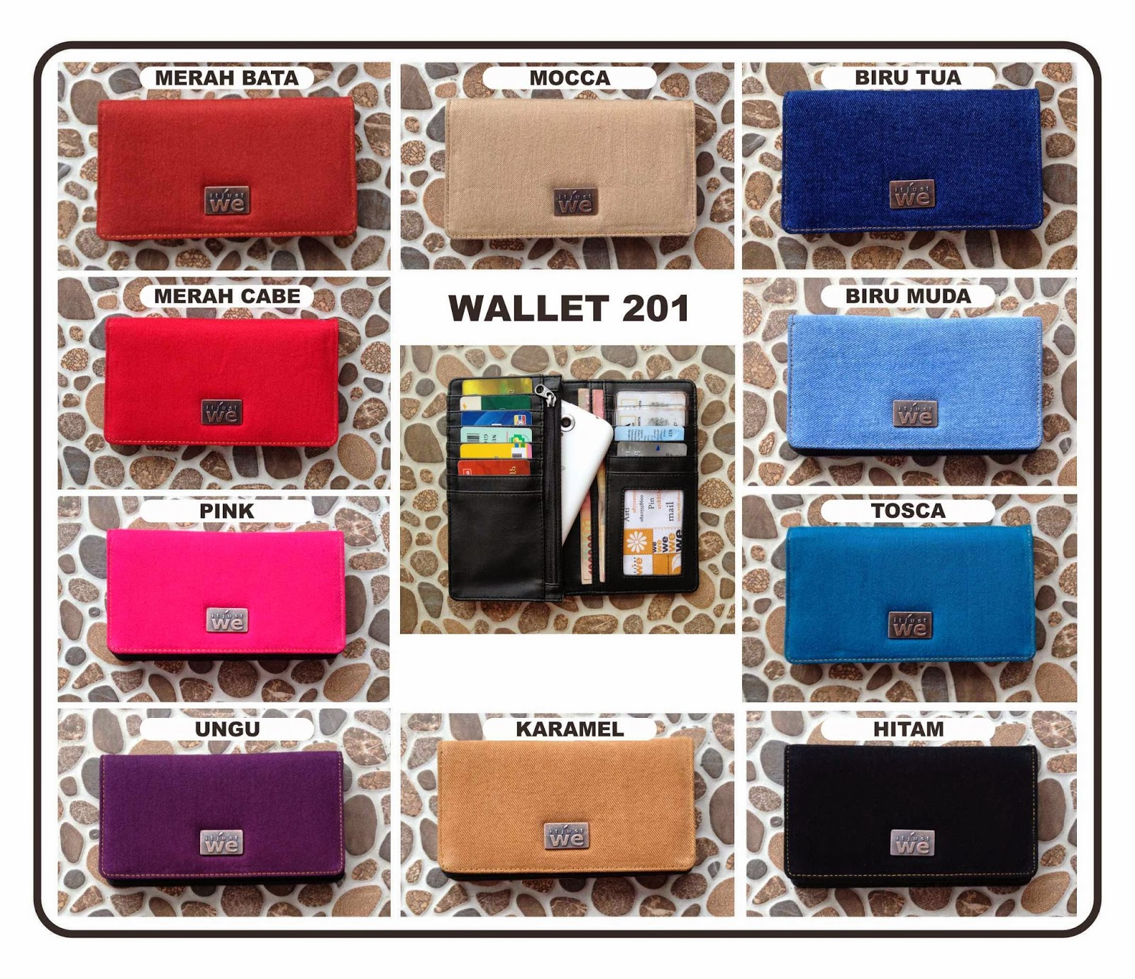 dompet jeans terbaru it just we 2015 wallet 201