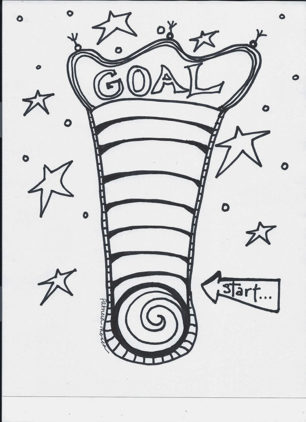 goals coloring pages - photo#20