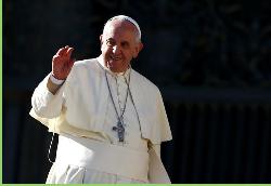 Papa destaca rol de la diplomacia en ´´paso de aproximación´´ entre Cuba y EE.UU.