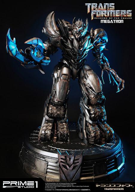 [Prime1Studio] Transformers: Revenge of The Fallen: Megatron Polystone Statue 1363962861_3