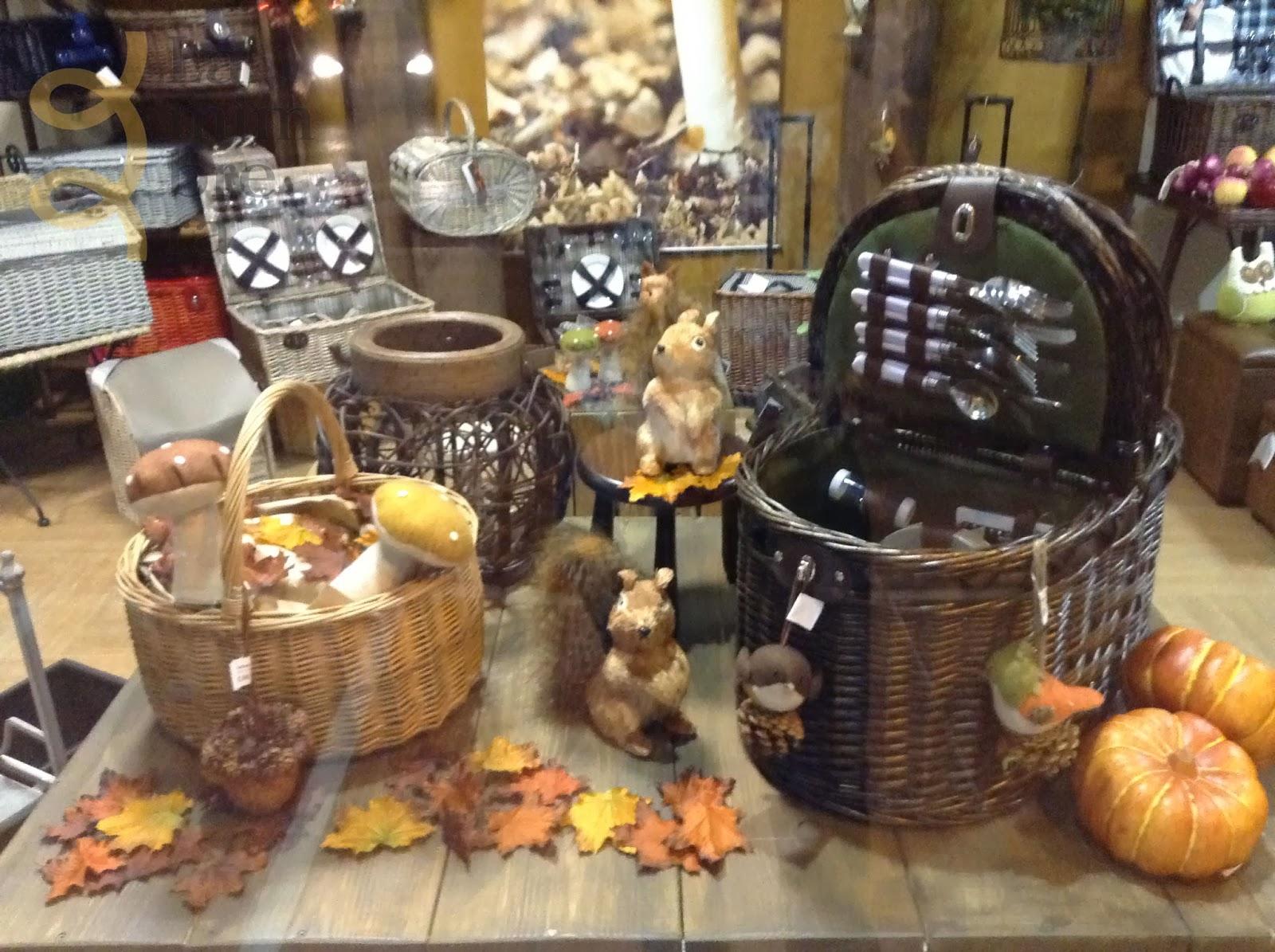 La mimbrera shop continuaci n de decoraci n oto al for Setas decoracion