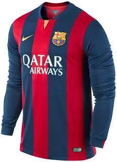 gambar jersey barcelona 2014/2015, jual online jersey barcelona home, grade ori, online shop, gambar jaket barca, kids, ladies