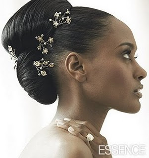 Black Braided Wedding Hairstyles