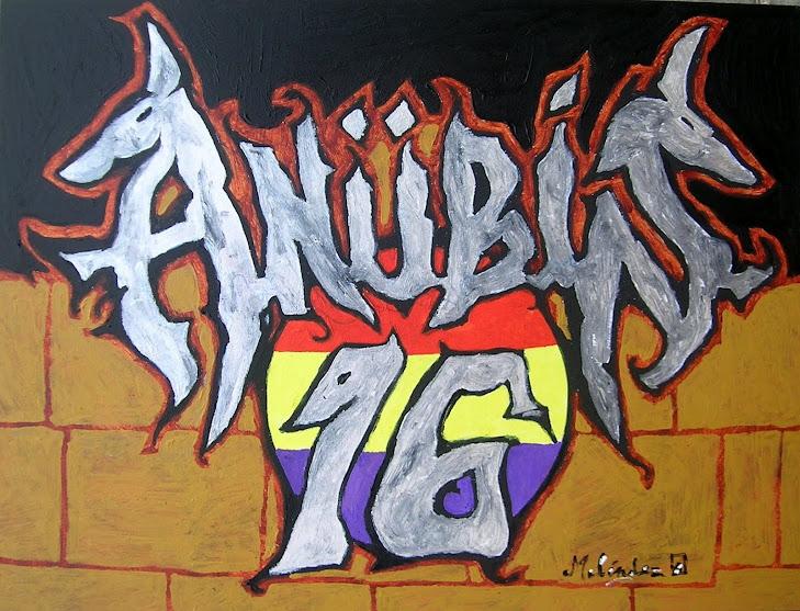 """""""Anubis 16"""""""