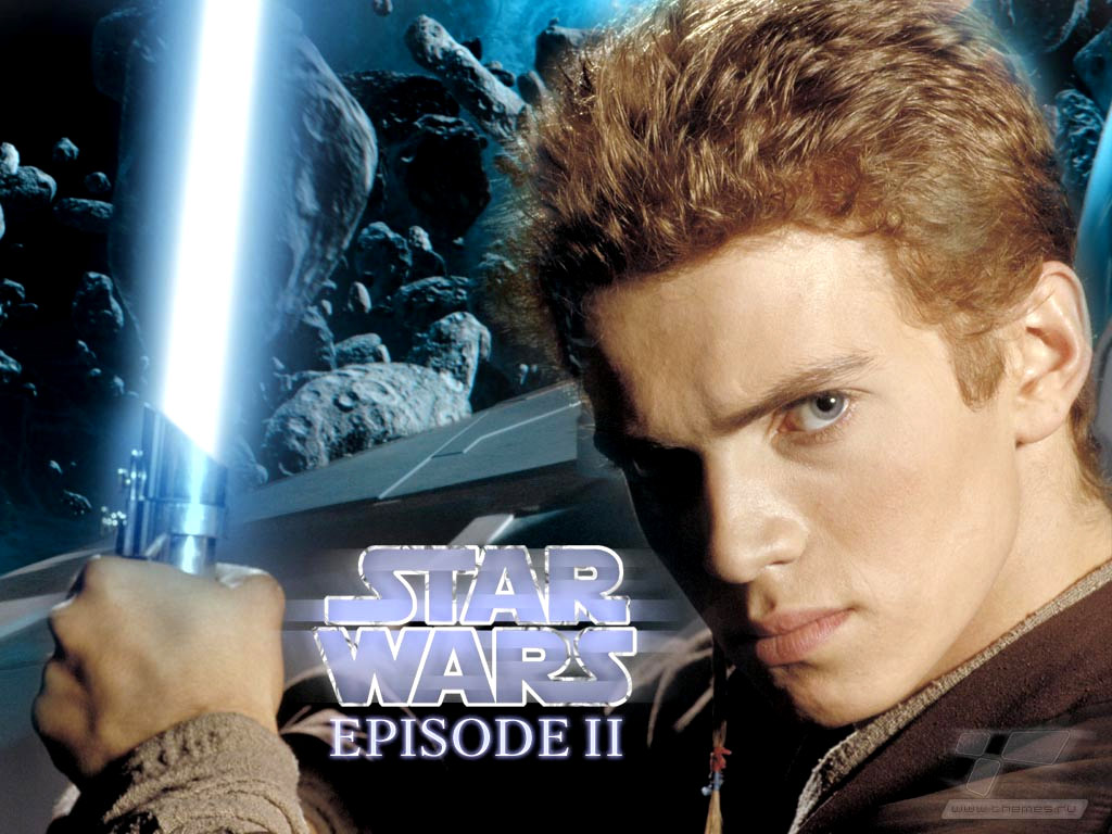Star Wars Episode II: Hayden Christensen