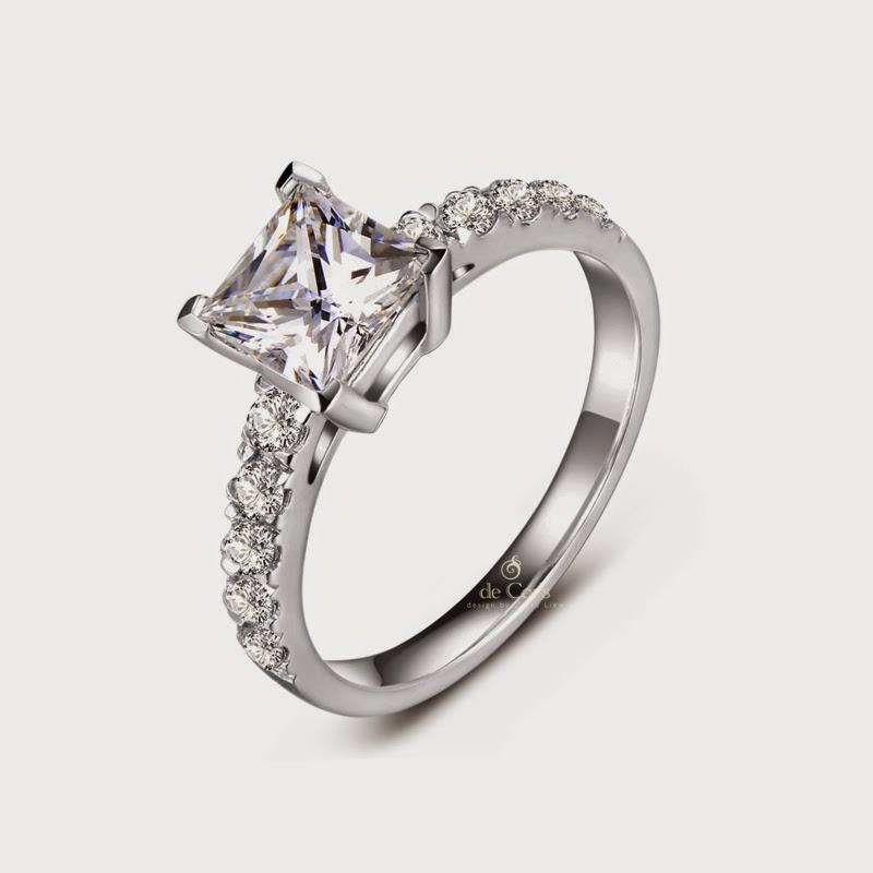 Wedding Ring Necklace 90 Unique Engagement Ring Princess Cut