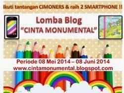 Lomba Blog CIMONERS
