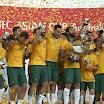 Συγχαρητήρια στην Αυστραλία: Πρωταθλήτρια Ασίας