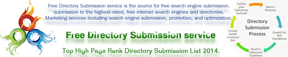 Free Web Submission Directory Submission SEO optimization