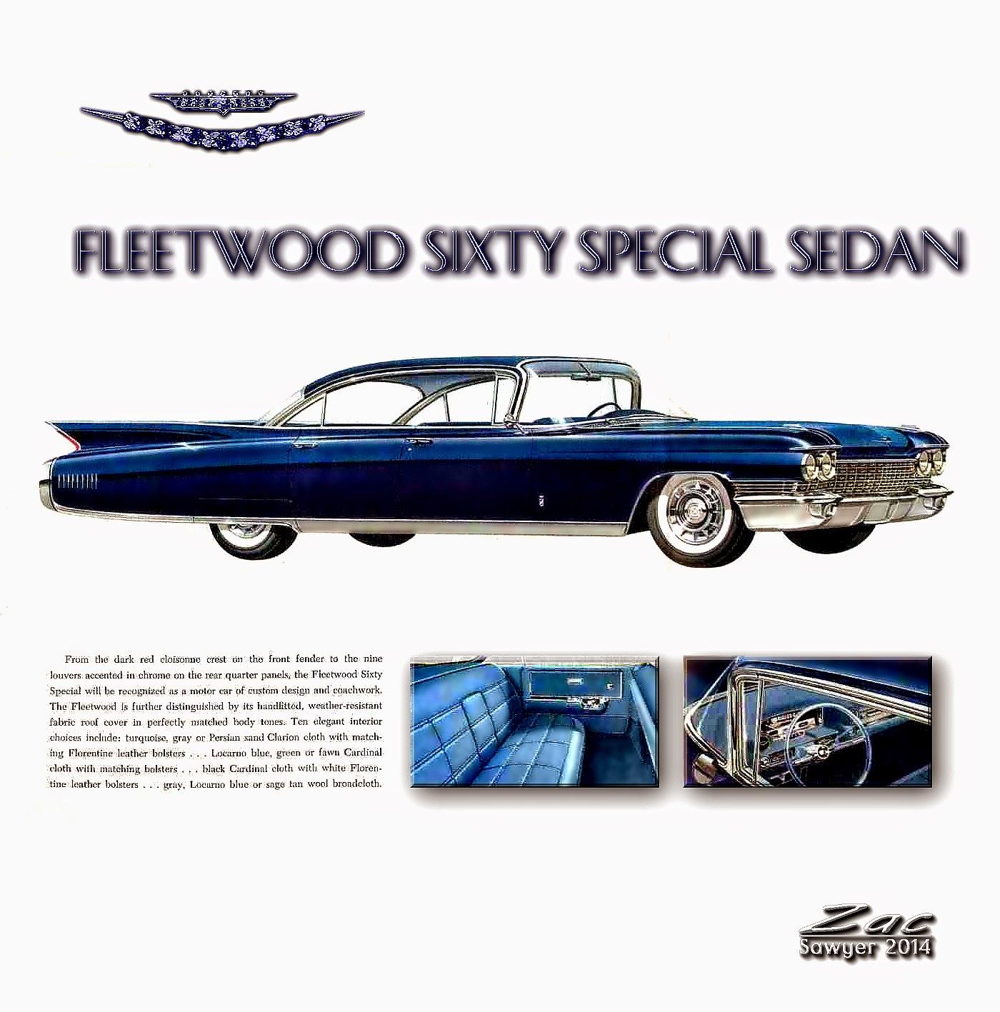 Little Petes Us Autos Cadillacs 1951 Cadillac Fleetwood 60 Special