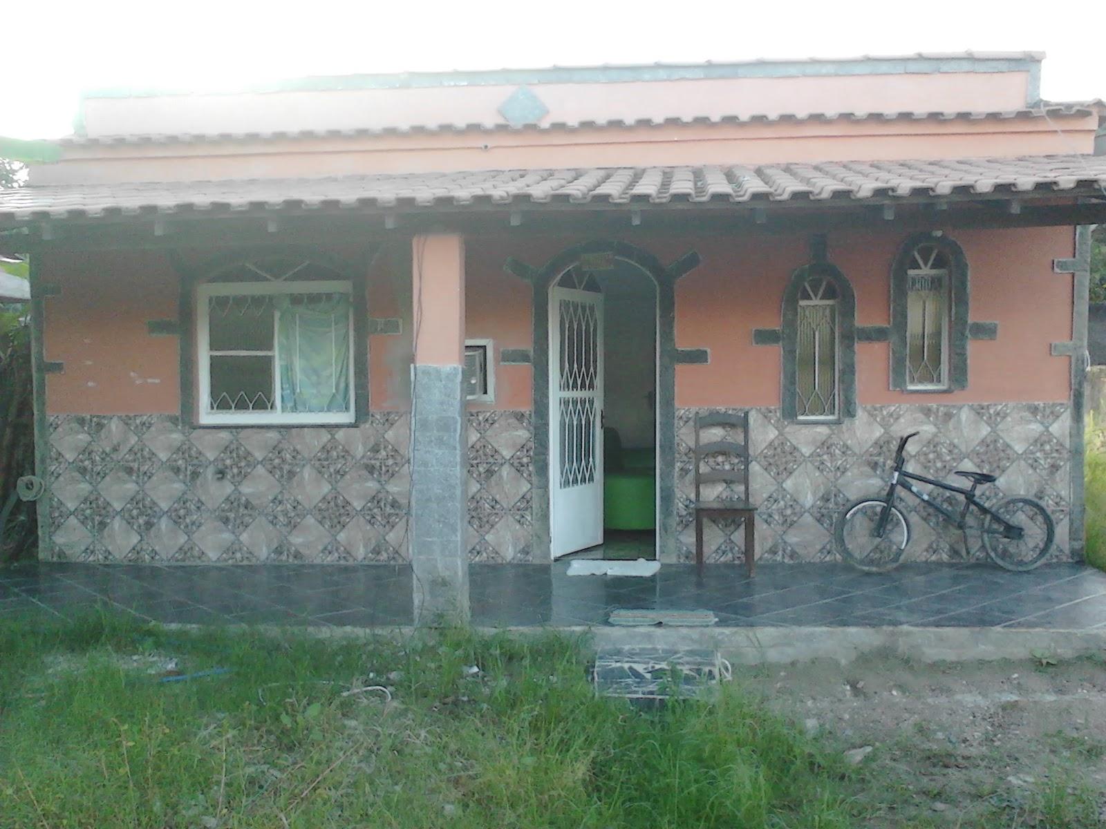 Venda de Casas & Terrenos em Maricá: Ótima Casa de 80 mil reais #7D604E 1600x1200 Banheiro Acessivel Completo