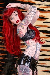 The Best Girl Full Body Tattoo Designs