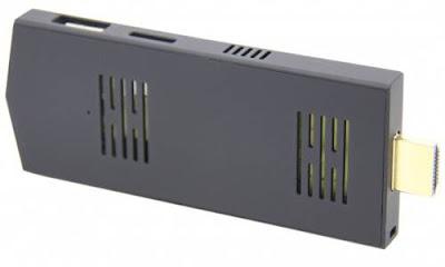 Intel Compute Stick Memiliki 64GB Penyimpanan Dan 2 Port USB Ukuran Penuh