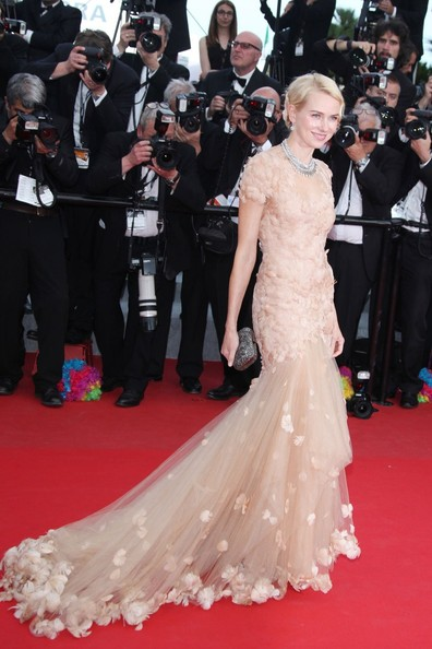 dressed at Cannes 2012?